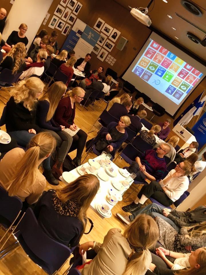 Mikä Suomen YK-nuoret?