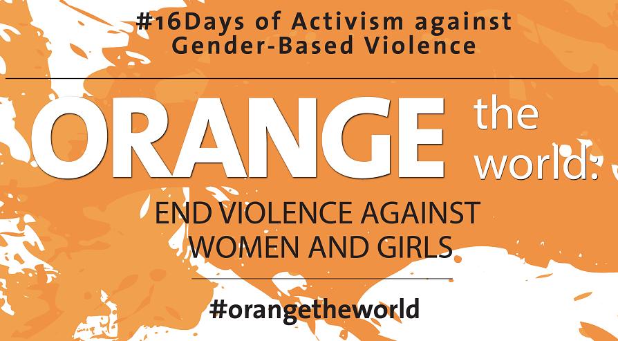 Orange Day, Orange World: Tackling Violence Against Women